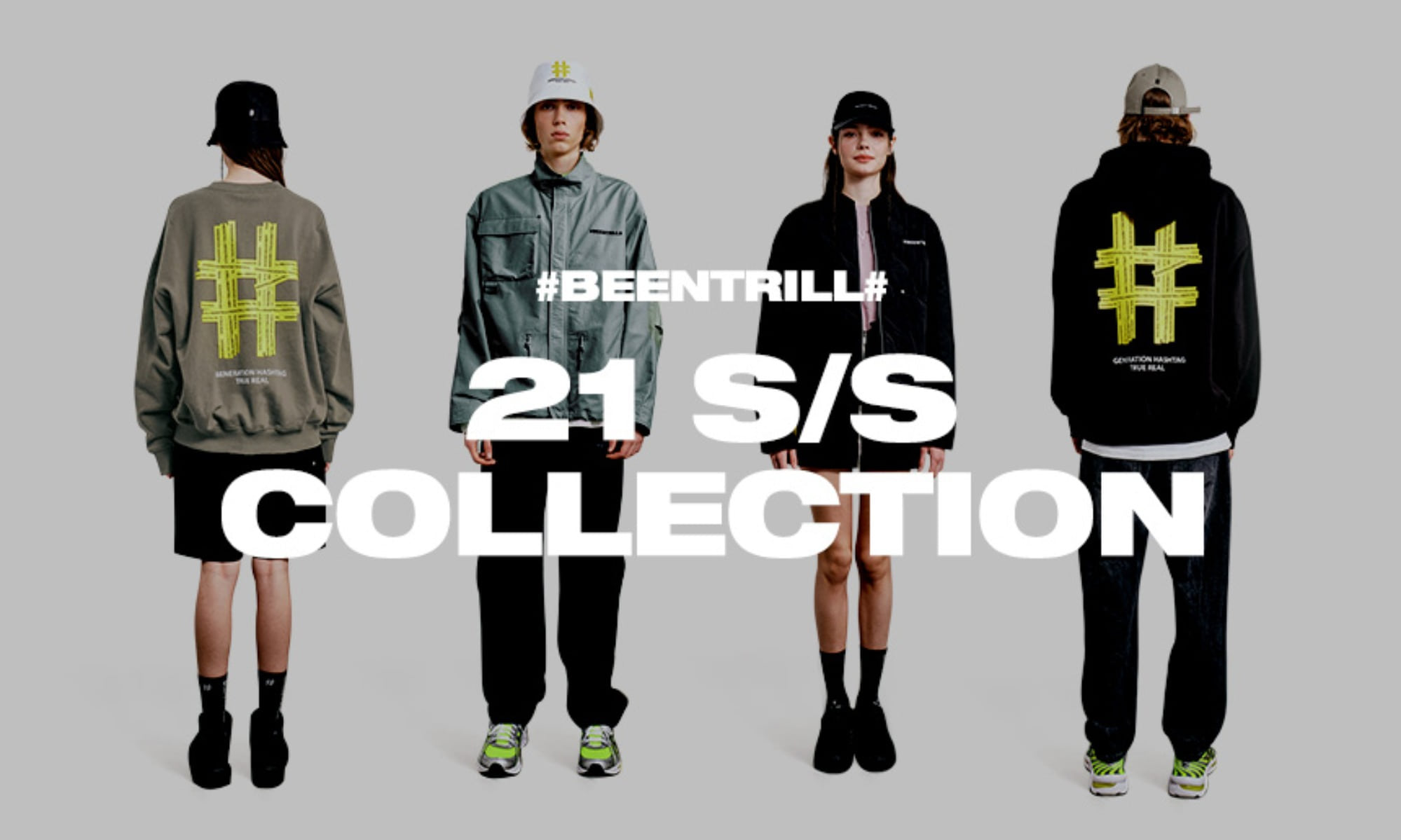 BEENTRILL 21 S/S COLLECTION